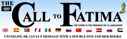 The Call to Fatima logo www.thecalltofatima.com
