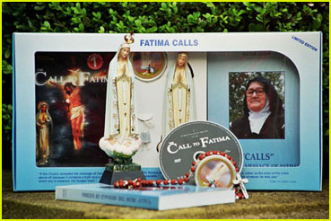"""The Call to Fatima"" special edition gift set"