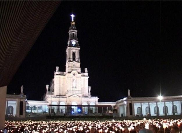 The Call to Fatima - Basilica of the Holy Rosary