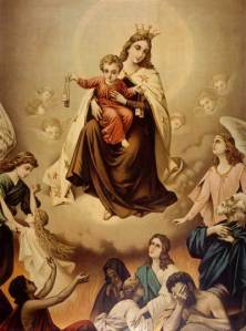 Our Lady appeared to Sister Lucia www.thecalltofatima.com