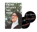 "Book ""Fatima in Lucia's own Words"" with double DVD""The Call to Fatima"""
