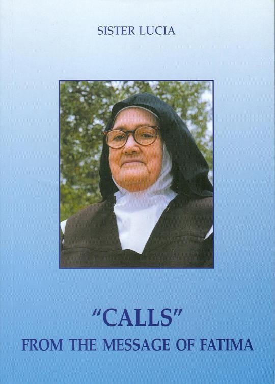 book written by Sister Lucia of Fatima