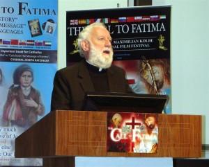 Father Michael Maher, narrator in The Call to Fatima film www.thecalltofatima.com