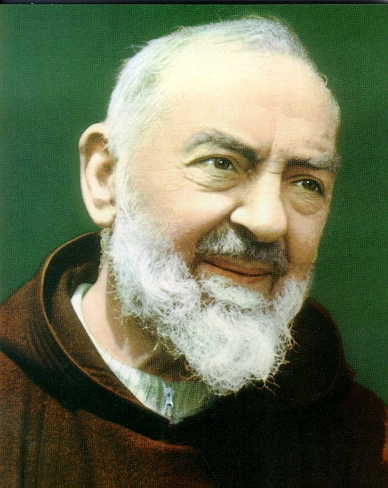 Padre Pio loved Our Lady of Fatima very much!