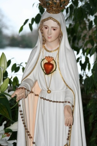 Sister Lucia was asked by Our Lady of Fatima to pray the Rosary every day!