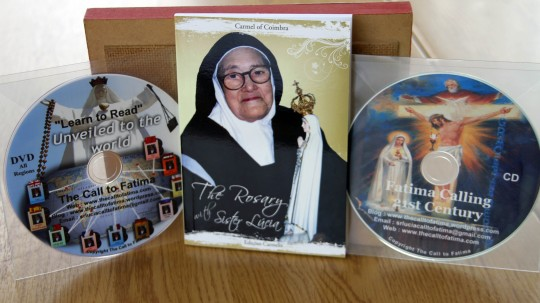 special package: Sister Lucia of Fatima www.thecalltofatima.wordpress.com