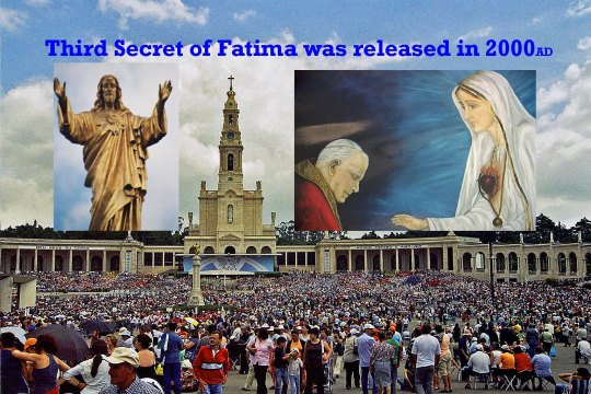 The Third secret of Fatima option 3  copy